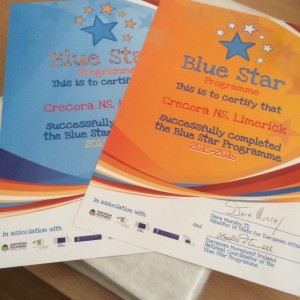 160615 Pic of Blue Star certs