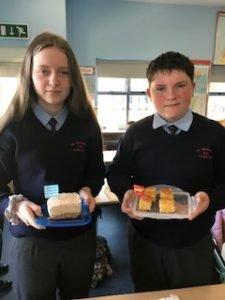 St. Michael's National School Clifferna: Great European Bake-Off!