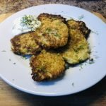 Potato cakes from St. Oliver's National School
